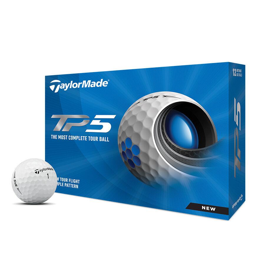TP5 Golf Balls image number 0