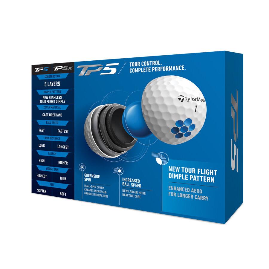 TP5 Golf Balls image number 2