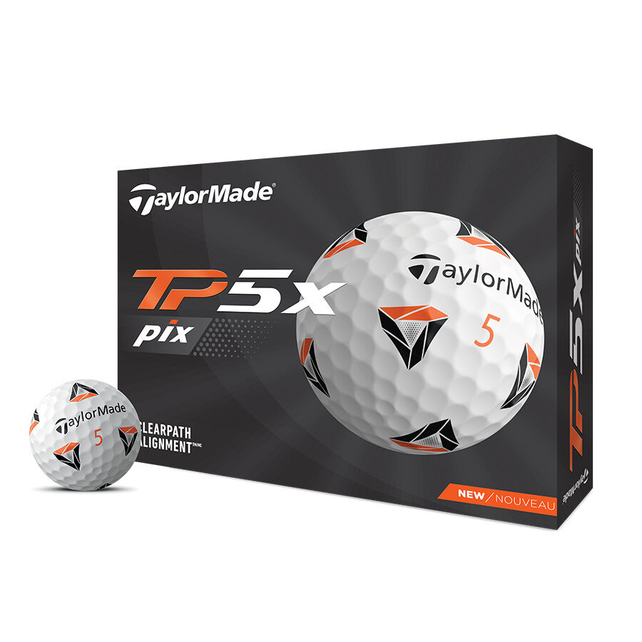 TP5x pix Golf Balls image number 0